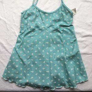 Vintage NWT Motherhood Maternity swimsuit.  Small.